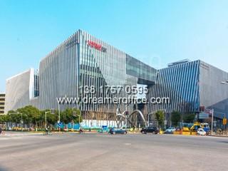 虹桥万科中心-上海虹桥商务区办公楼_上海创意园