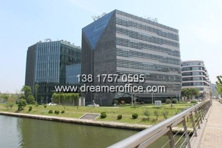九星虹桥商务中心-上海虹桥商务区办公楼_上海创意园
